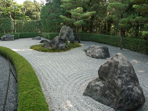 Asian Rock Garden Thoughts On Architecture And Urbanism From 168 The Zen Garden 168