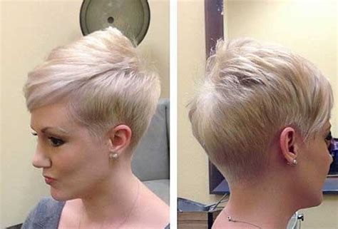 pixie cuts for 12 year olds back view of a hair trendy cuts style short hairstyle 2013