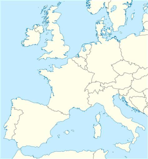 printable road map western europe blank map of western europe world map 07