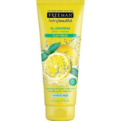 Masker Freeman freeman feeling beautiful mint lemon clay mask ulta cosmetics fragrance salon