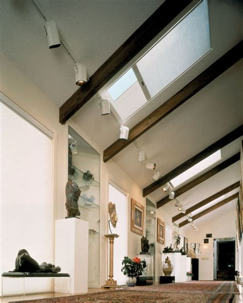window covering for skylights shades for your skylight or roof window eclectic