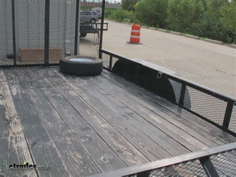 Truck Bed Tie System by Anchortrax Truck Bed And Trailer Cargo System W
