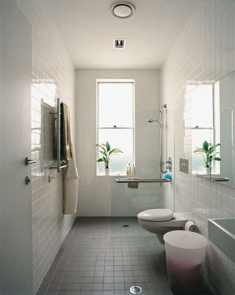 tiny bathroom ideas best 25 small narrow bathroom ideas on narrow