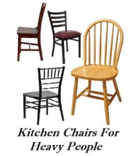 dining chairs  heavy people  listly list
