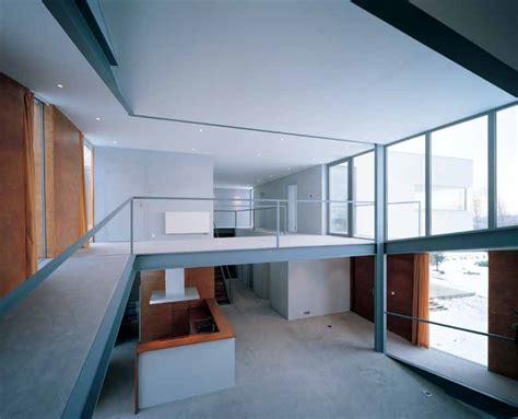 polish house modern architecture poland broken house