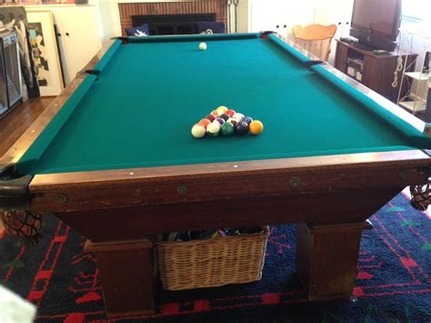 pool table for sale brunswick wellington pool table for sale