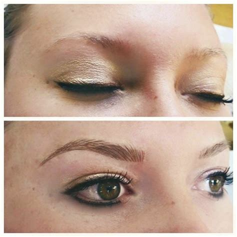 tattoo eyebrows michigan 55 best brow microblading images on pinterest brow