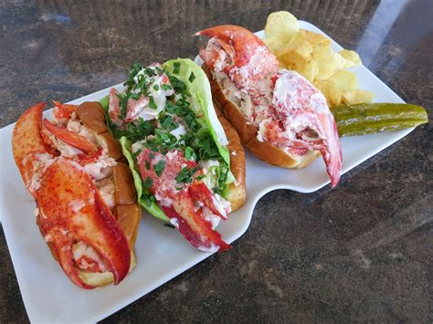 recipe lobster roll connecticut style lobster rolls recipe dishmaps