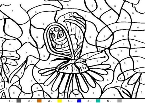 color by number butterfly coloring pages butterfly coloring pages hellokids com