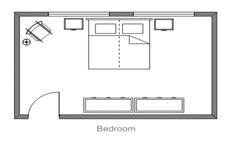 Bedroom Floor Planner Master Bedroom Suite Floor Plan Bedroom Design Template