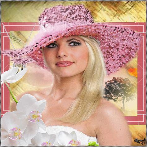 1a möbel femme chapeau