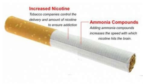 Cigarette Diagram