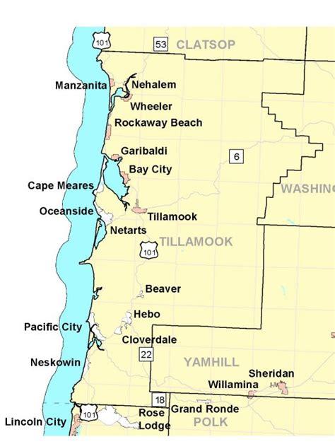 Tillamook County Property Records Uc5300 Digital Mapping System Aerocomputers Moreno Valley