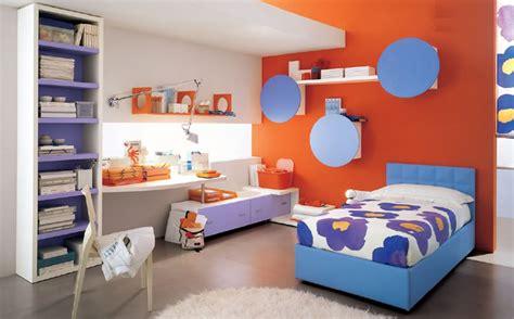 childrens bedroom color scheme