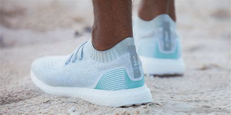 adidas shoes made from plastic are finally here
