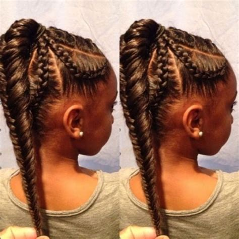 Hairstyles For 10 Year by Amazing Hairstyles For 10 Year Black Idea