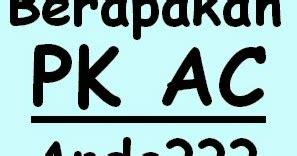 Ac Sharp Msl cara mengetahui ukuran pk ac split service ac murah