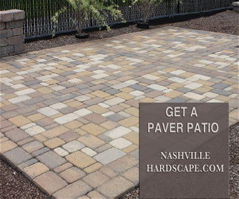 Patio Pavers Nashville Tn Nashville Patio Builders Patios And Designs Franklin