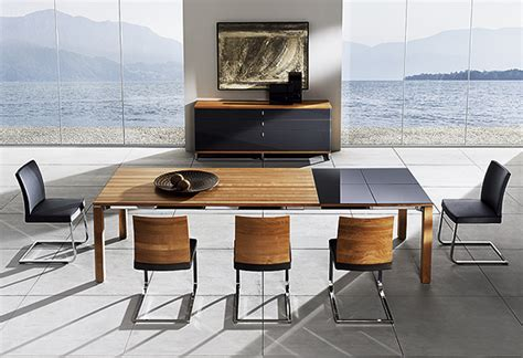 Contemporary Black Dining Room Sets by Modern Dining Room Furniture