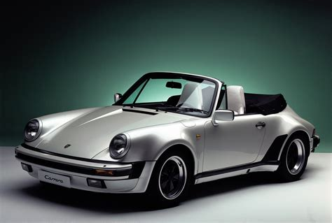 porsche convertible porsche 911 carrera cabriolet 930 1983 1984 1985