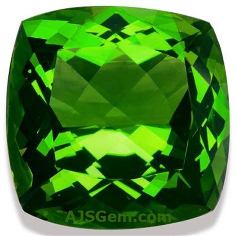 green tourmaline gemstone information at ajs gems