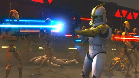 x clones wars clone wars animation sci fi futuristic
