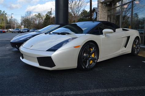 2014 Lamborghini Gallardo Convertible Pearl White Lamborghini Gallardo Convertible By Hcitron On