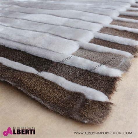 tappeto di pecora alberti design