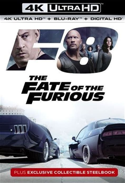 fast and furious 8 usa release date the fate of the furious 4k blu ray steelbook best buy