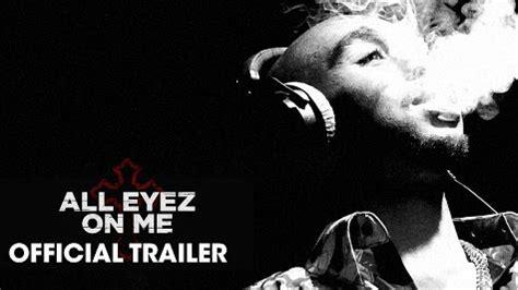 tupac biography film all eyez on me official trailer tupac shakur bio pic