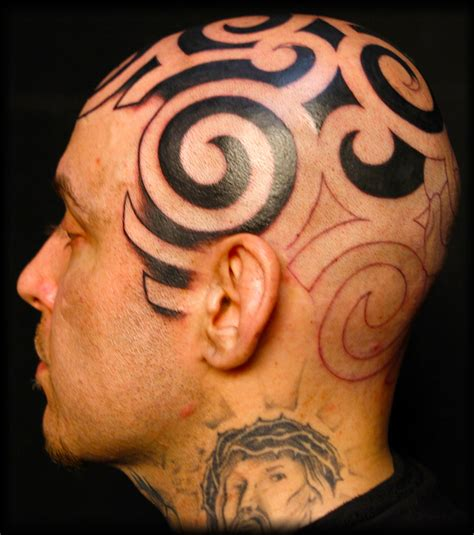 tattoos on head tribal tattoos designs ideas and meaning tattoos for you