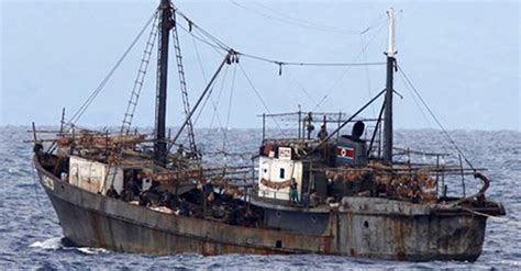 abandoned boats found at sea this old ship appeared on the shores of japan and what