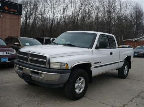 how to sell used cars 1999 dodge ram 1500 free book repair manuals find used 1999 dodge ram 1500 laramie in 3892 montgomery