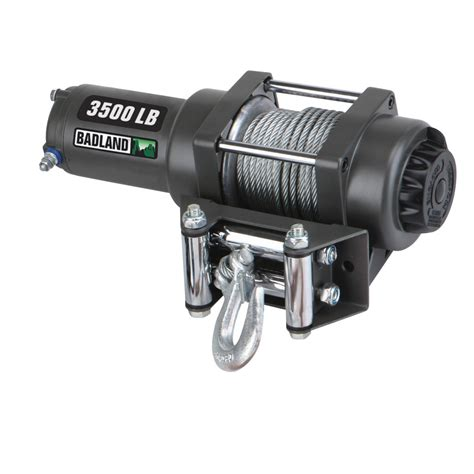 electric boat winch harbor freight 3500 lb atv utility electric winch with automatic load