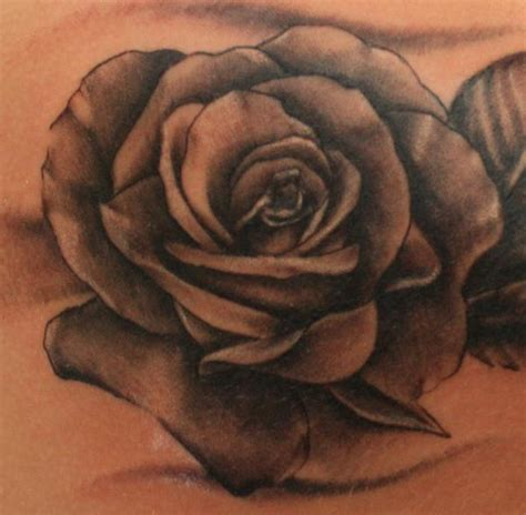 60 most attractive rose tattoos ideas colorful 3d rose