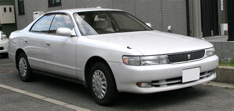 What Is Toyota File Toyota Chaser Jpg Wikimedia Commons