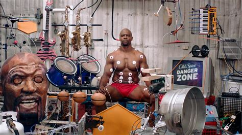 Terry Crews Old Spice Meme - old spice muscle music terry crews old spice know