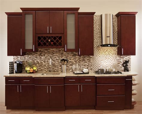 kitchen cabinet wood choices home appliance villa cherry kitchen cabinets collection aaa distributors