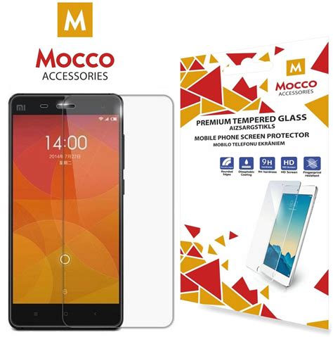 Tempered Glass Xiaomi Redmi Note2 mocco tempered glass screen protector xiaomi redmi note 2
