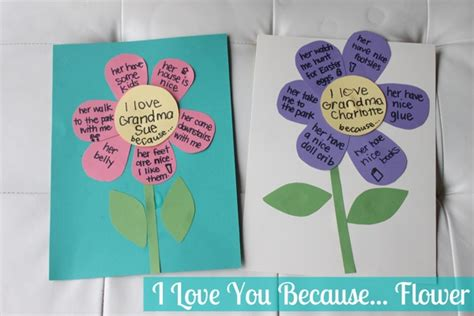homemade mothers day card homemade mothers day cards for kids to make mum in the