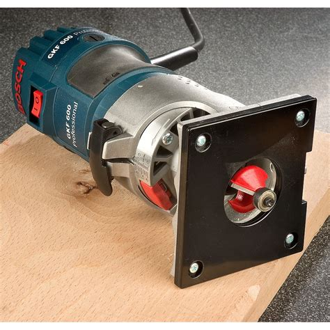 Router Bosch Gkf 600 bosch gkf 600 palm router kit 1 4 quot te 600 plunge base