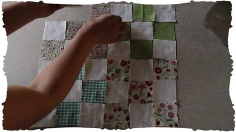youtube tutorial quilting quilting squares patchwork tutorial quot nine patch quot pattern