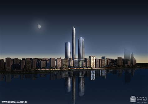 abu dhabi void matters abu dhabi s central market project quot build