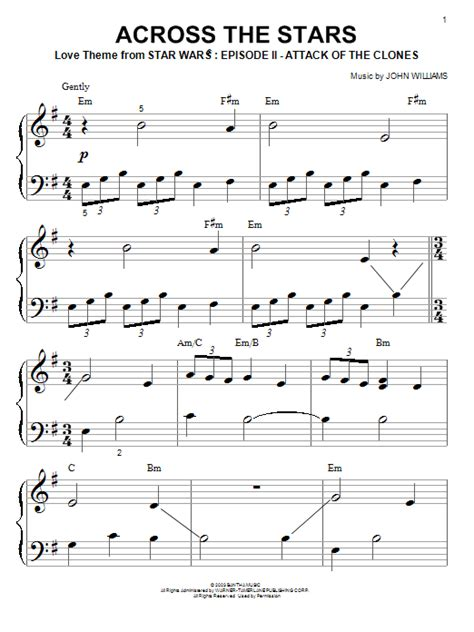 theme song my love from the star across the stars sheet music direct
