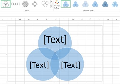 create venn diagram in excel venn diagram in excel lucidchart