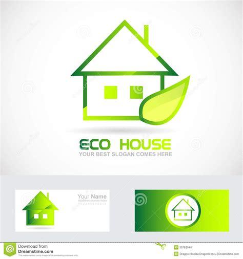 Leaf And House Logo Vector Cartoon Vector Cartoondealer Com 91830247 Eco Ecology Logo Green Leaf Illustration Vector Cartoondealer 28285601