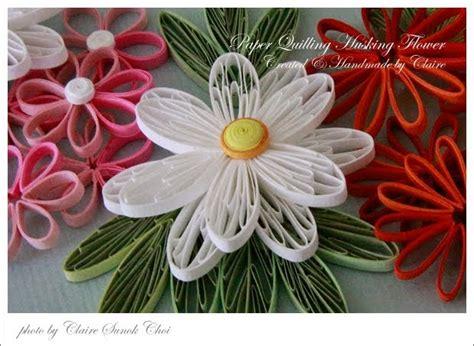 white paper flower tutorial claire s paper craft white husking flower tutorial