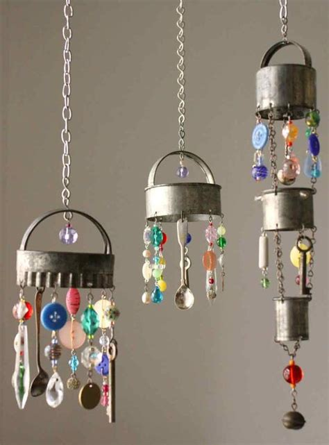 Handmade Wind Chimes For Your Home - 20 marvelous diy wind chimes