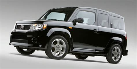 how cars run 2007 honda element parking system honda to phase out the final element after eight year run