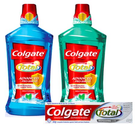 free colgate mouthwash at walgreens + more deals!